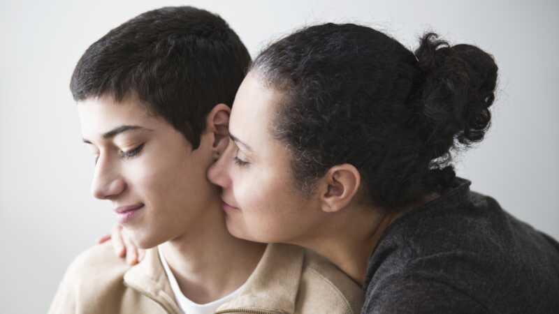 Sex dospievajúci dospievajúci