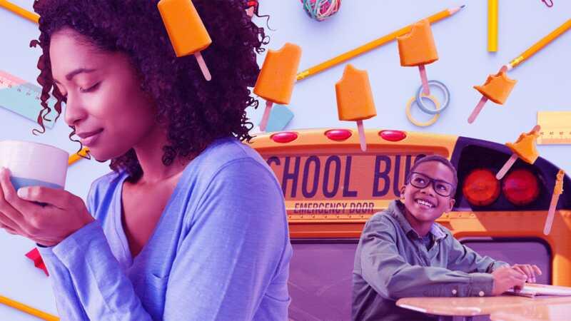 8 coses que faré una vegada que els meus fills tornin a lescola