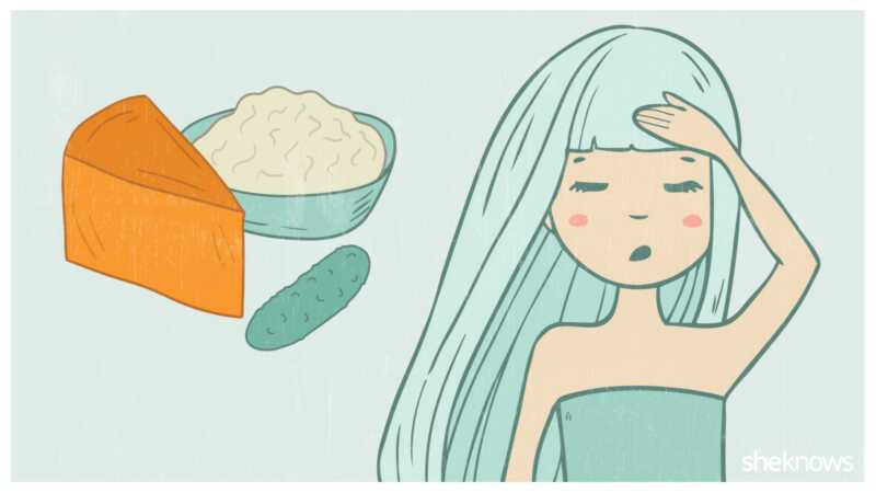 8 храни, които могат да предизвикат мигрена