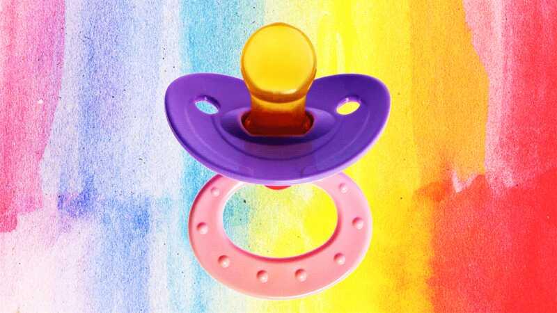 5 tips for å inspirere babyen din til å spise regnbuen