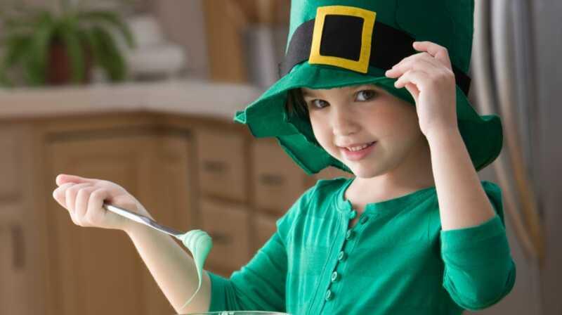 4 St. Patricks dag-tema behandler perfekt til at sende til klasseværelset