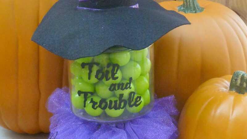 Domače dekoracije halloween