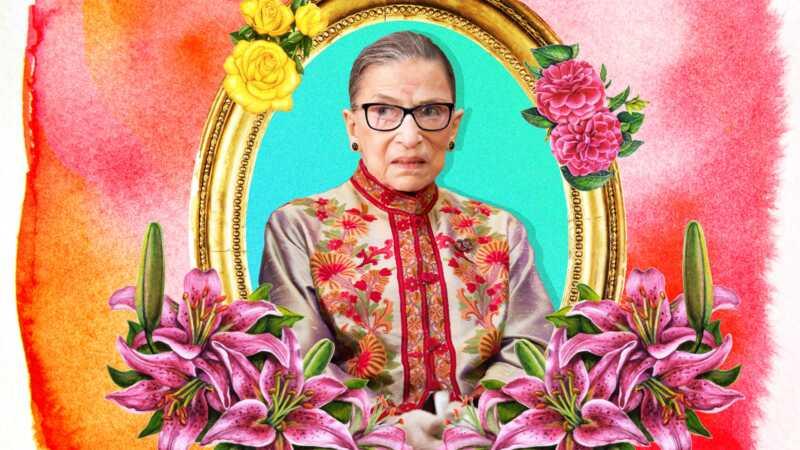 Comment le célèbre ruth Bader Ginsburg est devenu une icône de la pop