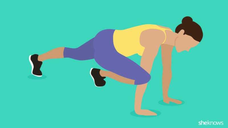 10 minučių trukmės treniruotės, kuriam jūs tikrai turite laiko