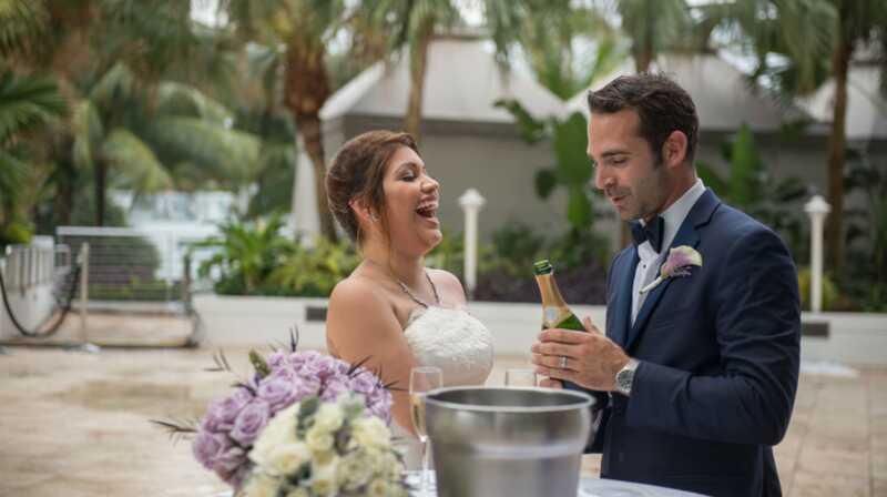 Oženjen u finalu prvog vida nas je na ivici nad brakom parova