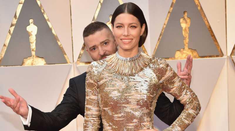 Najbolji dio Oscara crvenog tepiha bio je photobombs Justina timberlakea