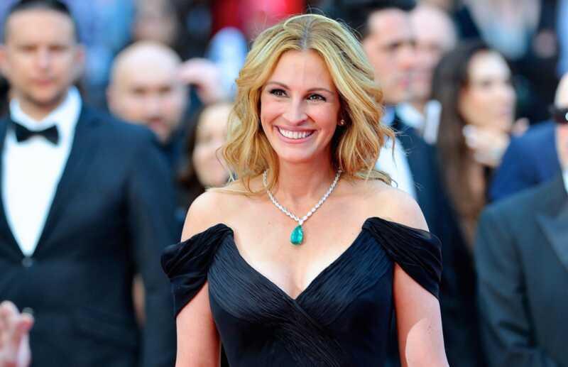 Dakle, najljepša žena Julie Roberts ima 49 godina - preuzmite ga