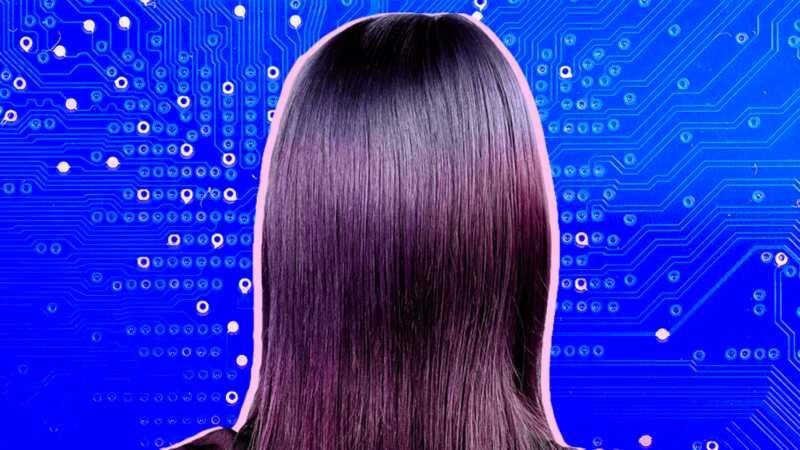 5 sievietes, uztraucoties un izaicinot strādāt tech