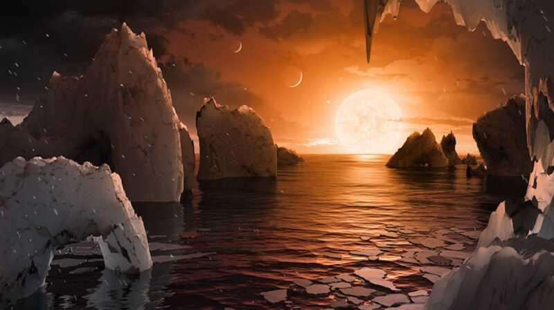 7 reality tv-show idéer för var och en av de 7 nyupptäckta exoplaneterna