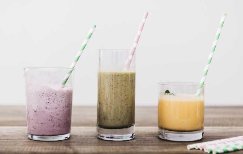 3 ovocné smoothies vaše děti budou mít rád na snídani
