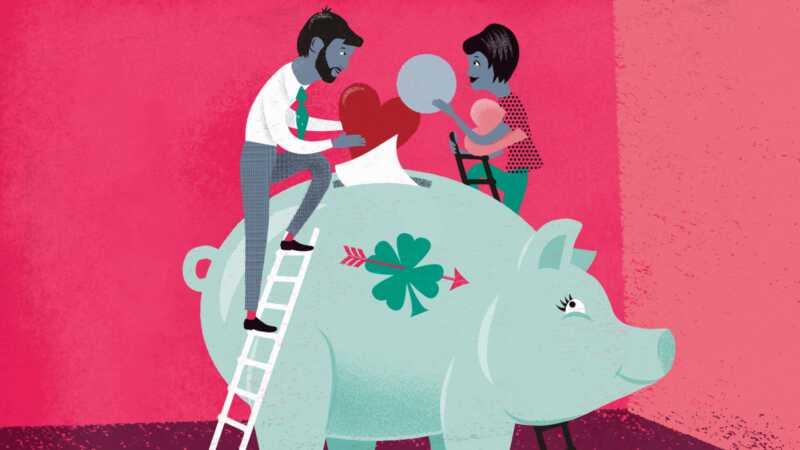 Kaip elgtis su finansais santykiuose