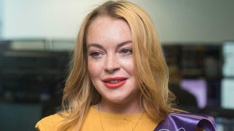 Quindi, il nuovo accento di Lindsay Lohan è turco? Arabo? irlandesi? si prega di avvisare