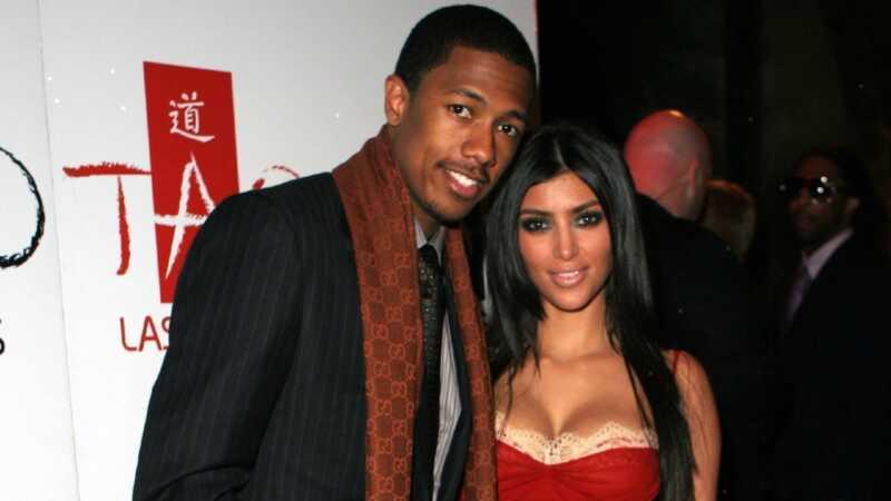 Veel aega enne, kui Kim Kardashian oli Kim Kardashian läänes, sai ta Nick Cannoni