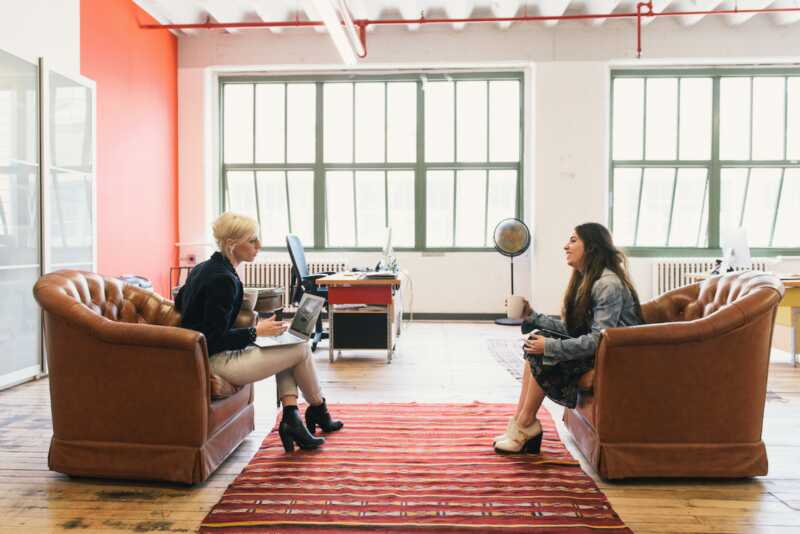 Moterys verslininkai nori, kad jaunesni žmonės būtų labiau bebaimis
