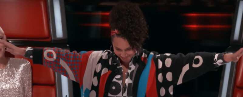 Alicia atslēgas ir atslēga, lai uzvarētu konkursa dalībniekus ar balsi