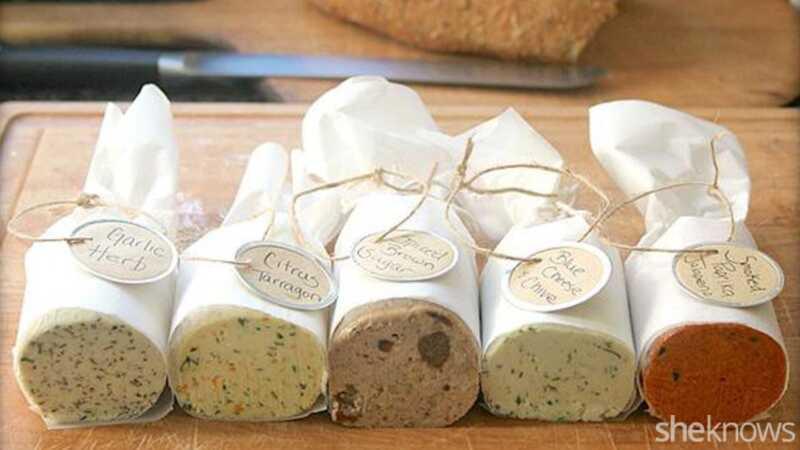Imkitės savo receptų į kitą lygį su šiomis 5 sudėtinėmis sviesto idėjomis