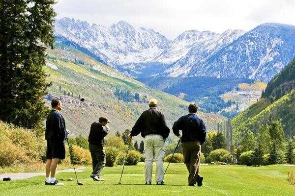 Melhores destinos de golfe da América