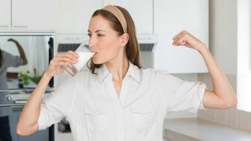 Pre nego što otkažete mleko, samo znajte da može imati koristi za konzumiranje mleka