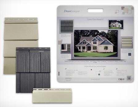 Dream designer: strumento di progettazione esterna per aiutare a visualizzare una casa rifare