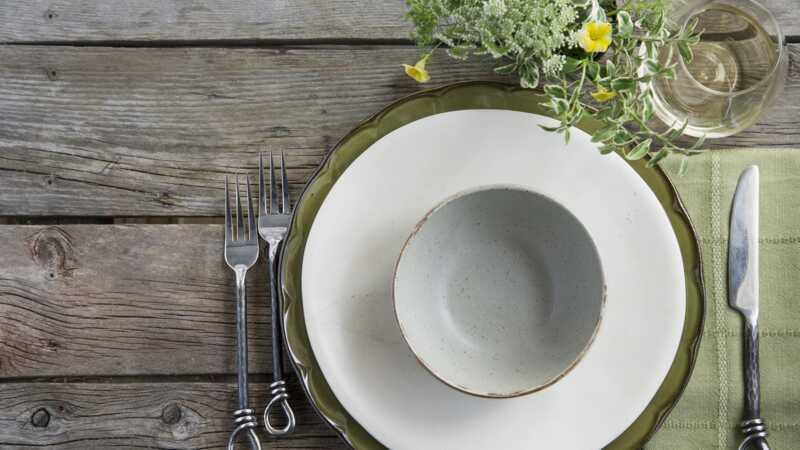 10 tipp az instagram-érdemes étkező asztal beállításához