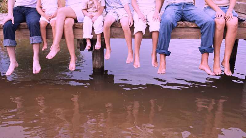 7 savjeta za odmor sa drugim porodicama