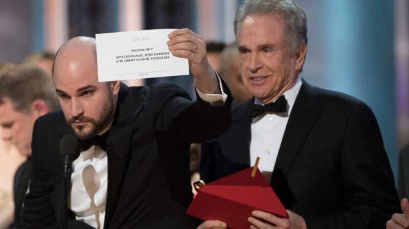 Ang damdamin ng lahat ng tao ay naubos pagkatapos na personal na nabiktima ng mga Oscar