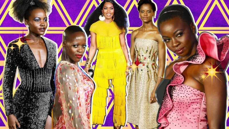 20 astet teada mustade pantteride naiste kohta