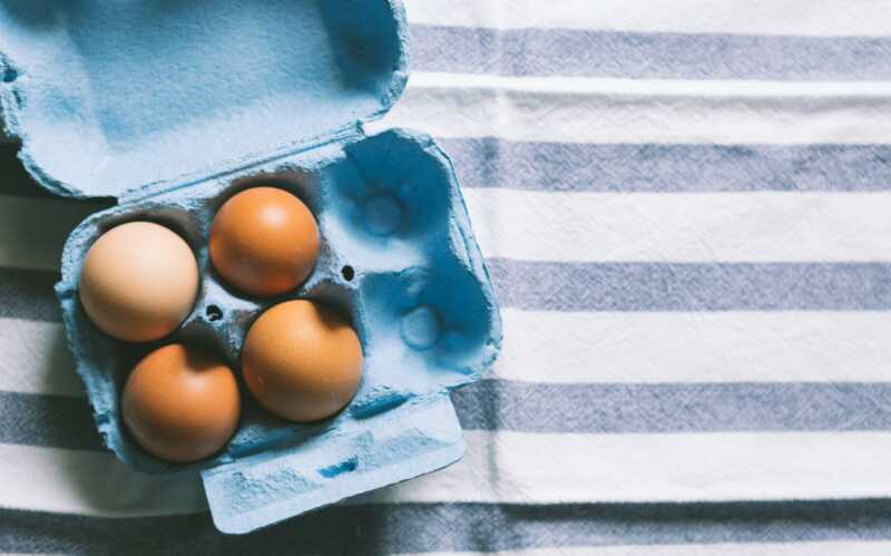 Jak dlouho vajíčka zůstanou v lednici dobře