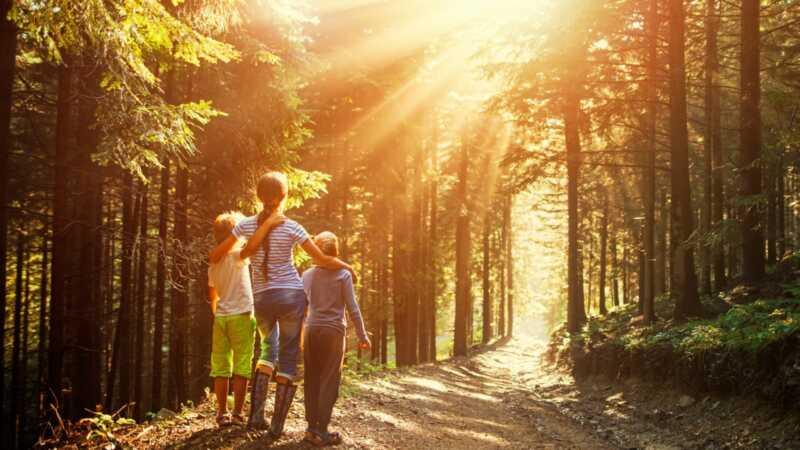 7 načina planinarenja će promeniti način na koji djeca vide svet