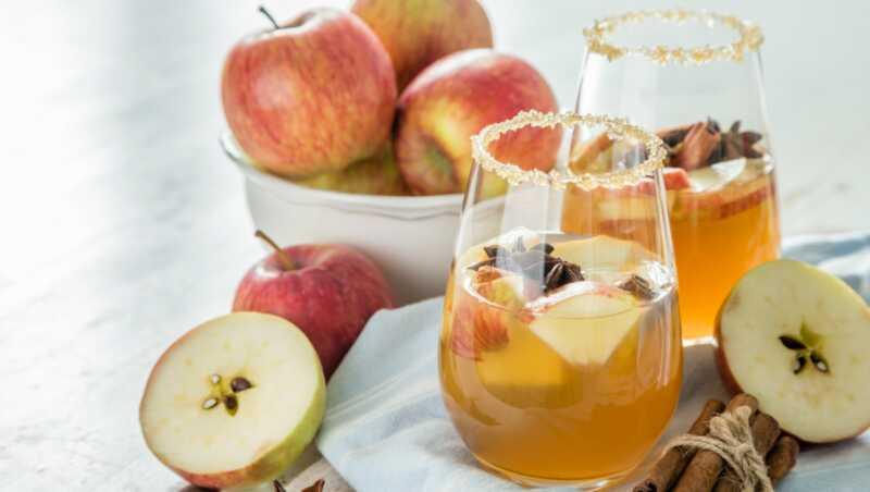 Need õunakooki kokteilid hoiavad sind sooja ja hubase sügisel