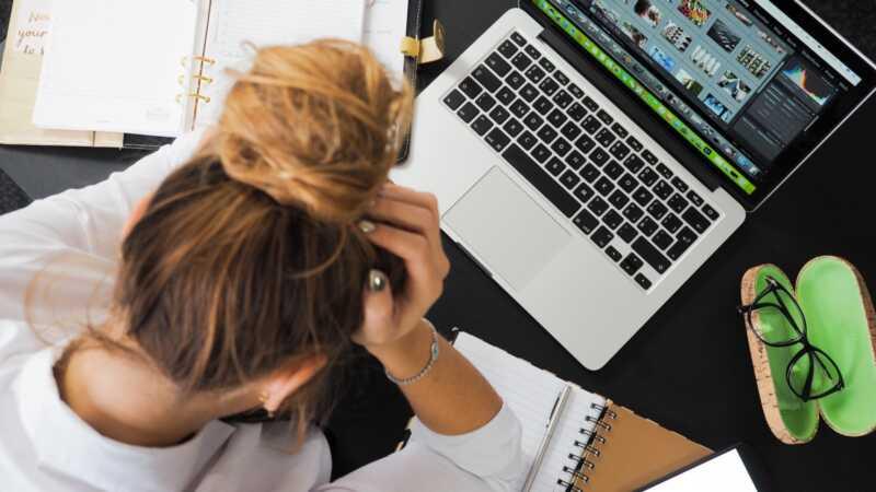 5 måder at fortælle om dit job gør dig syg - bogstaveligt talt