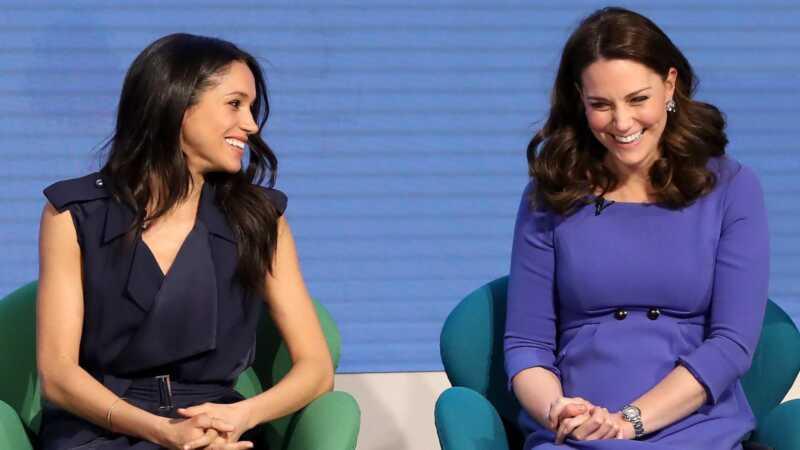 Meghan Markle tõmbab Kate Middletoni traditsioonilisi kuninglikke harjumusi