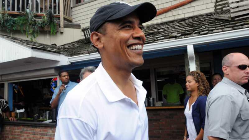 Živi kao predsjednik u obamasovom pobjeći na primorju