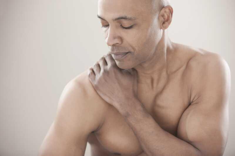 Krūties vėžys vyrams yra ne mitas - čia nori žinoti