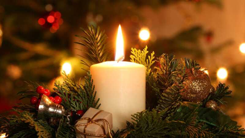 Kalėdų šventės vidurnakčio masyvo vadovas ne taip reguliariems bažnyčios lankytojams