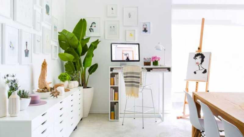 Kuidas luua ruumi, mis muudab töö- ja pereelu tasakaalu lihtsaks