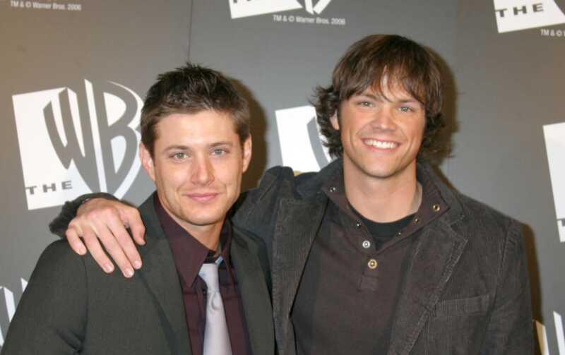 Jensenas Aclesas davė Jaredą padalecką gražią brolišką gimtadienio dovana