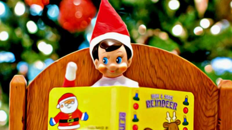 20 motius completament realistes que elf a la prestatgeria no es va moure ahir a la nit