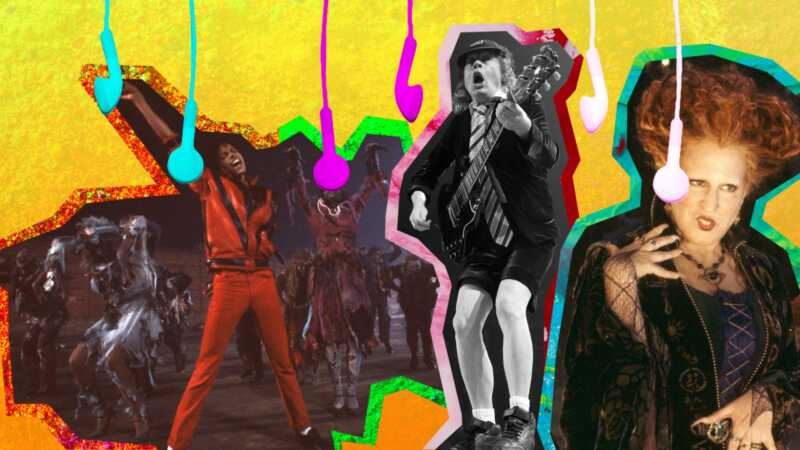 7 playlists de halloween para todo tipo de festa