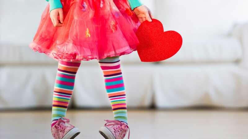 3 dečije zanate za dan edukacije Valentine