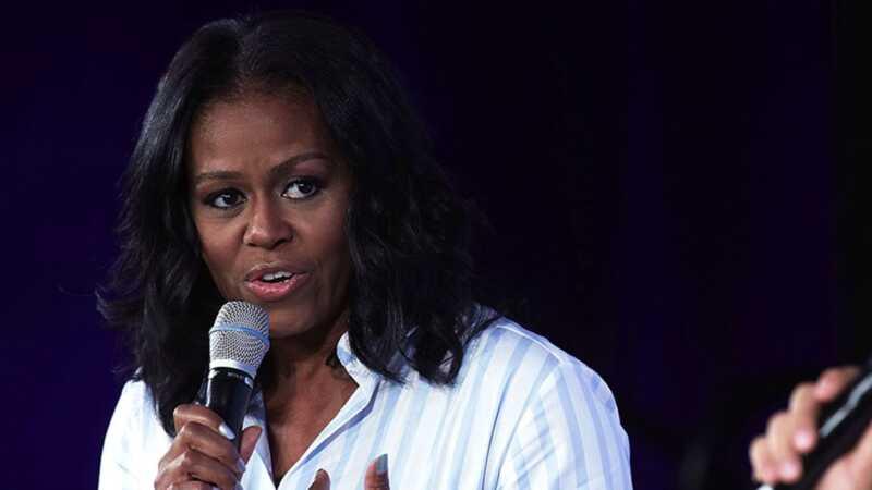Trumpas sugriauna Michelle Obamos darbą, siekdamas pagerinti maisto produktų etiketes