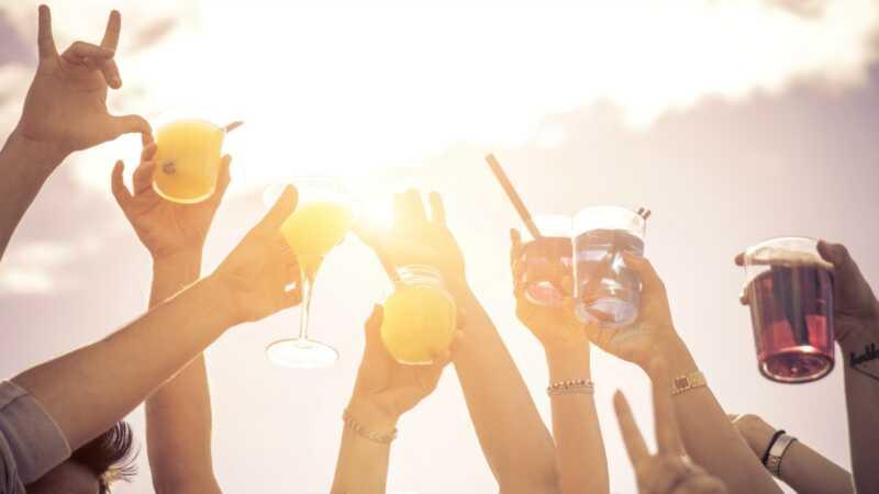 U velikom raspravi o zdravijem alkoholu, je li votka bolja od vina?