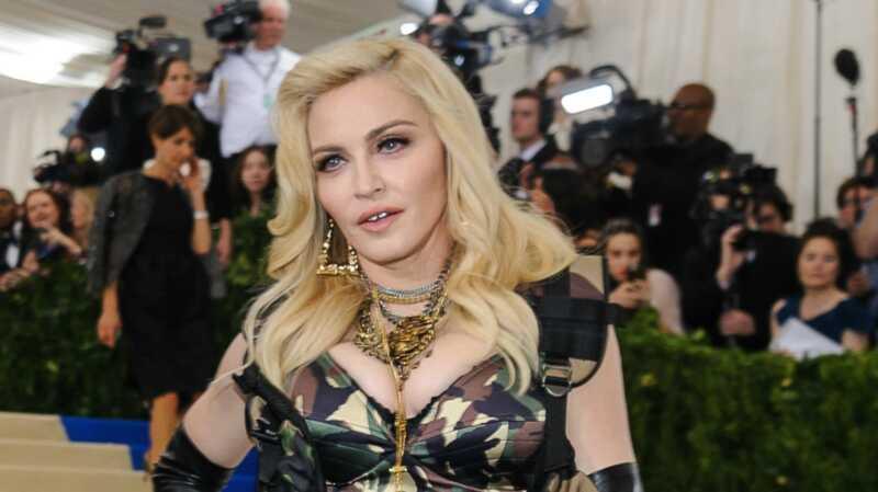 Bekräftelse att patti LuPone och Madonna inte är vänner