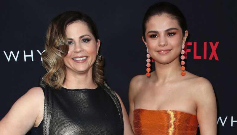 Selena Gomez mamma lika viņai nedarīt šo kokaina Allena filmu