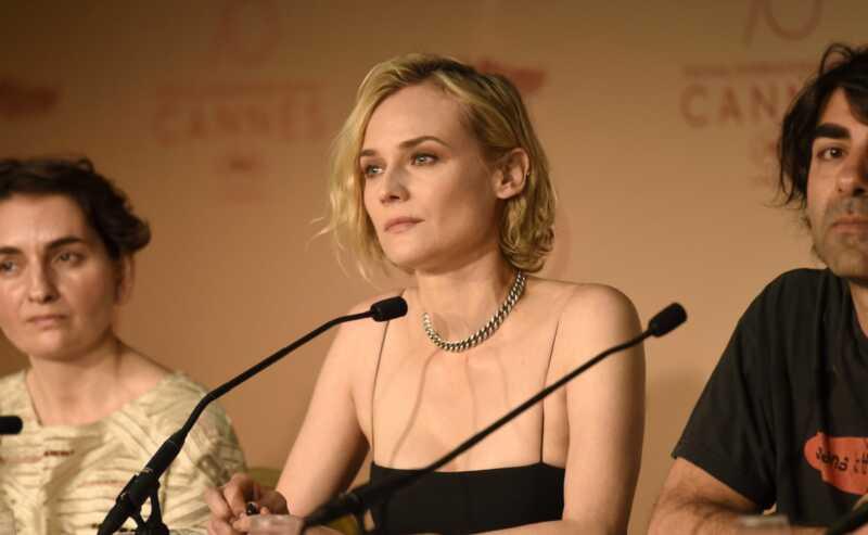 Diane Kruger är inte rädd för att bli hård för att få lika lön