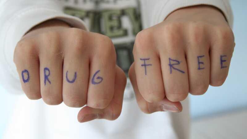 Lús de drogues per a adolescents disminuir el 2018