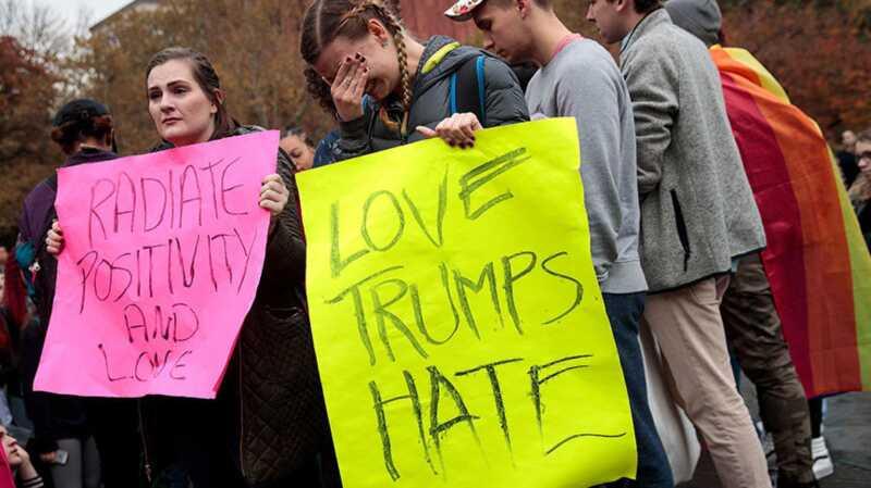 Nič manj kot kriza - kaznivi sovrazi eksplodirajo v naših šolah