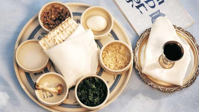 Štai už Passover seder plokštės reikšmė - greitas vadovas