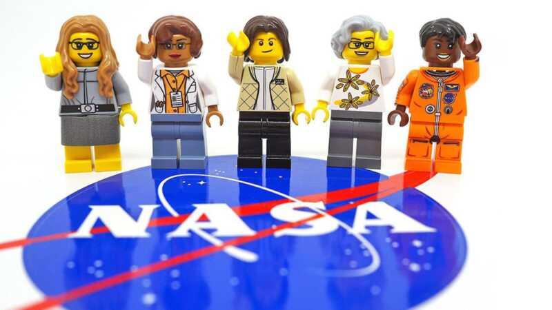 Lego najavljuje žene NASA-e