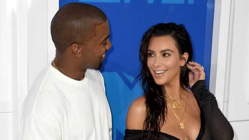 Missade Kim Kardashian West bara det högt förväntade barnnamnet?